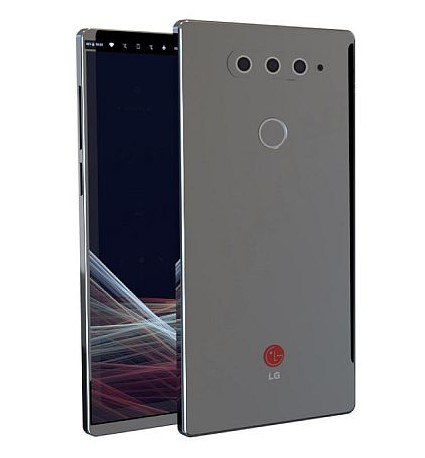 LG V60 ThinQ Leaks Image
