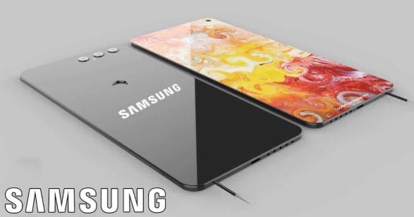 Samsung Galaxy Z Pro monster