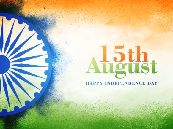 15th August - Happy Indian Independence Day 2019 Wallpaper HD
