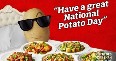 19th August 2019 - National Potato Day