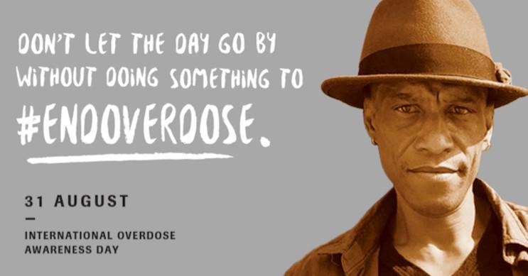 International Overdose Awareness Day 2021