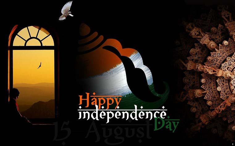 HD 1080p Indian Independence Day 2019 Wallpapers, Images For Facebook and Whatsapp