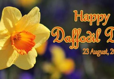 Happy Daffodil Day 2019 Image, Picture Wishes, Quotes & Greetings