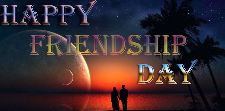 Happy Friendship Day 2019 Images for Facebook Cover & Profile Picture