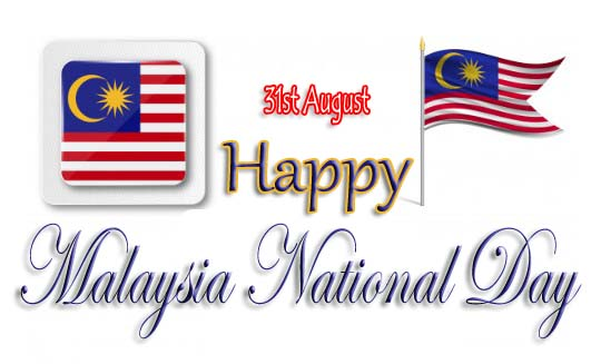 Happy Malaysia National Day 2019