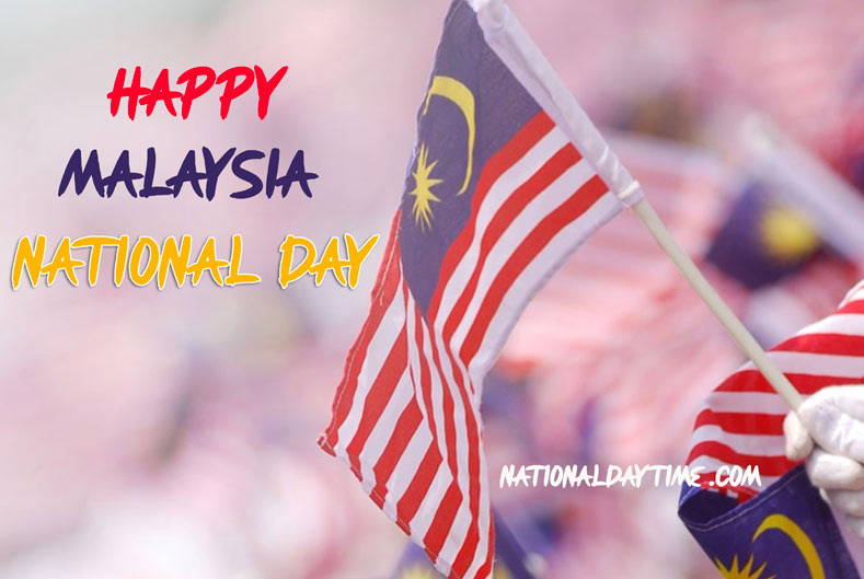 Happy Malaysia National Day