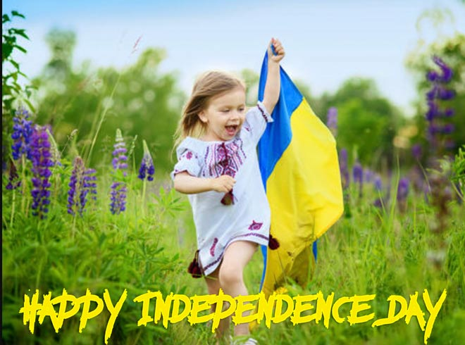 Happy Ukraine Independence Day