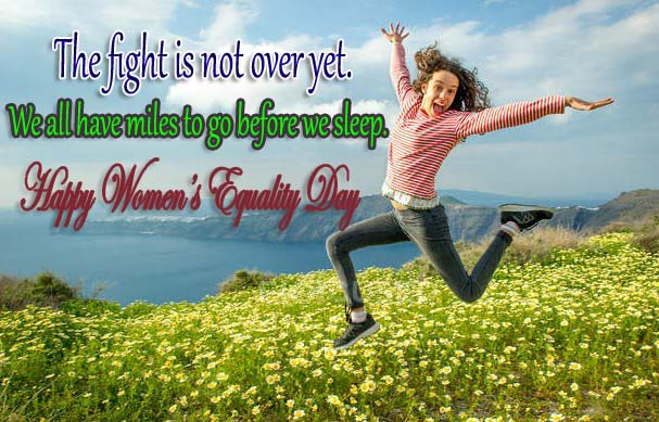 Happy Women Equality Day 2021 Wishes, Messages, Quotes, Text, SMS, & Greetings