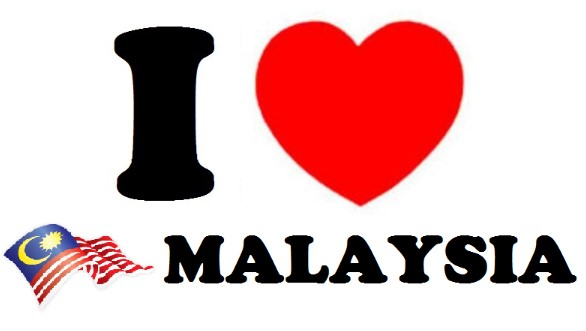 I Love Malaysia Happy Malaysia Day - Happy Malaysia National Day Greetings, Wishes, Messages, SMS, Text & Quotes