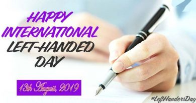 Left Handers Day - International Lefthanders Day 2019 Messages, Greetings, Sayings, Pictures & Images