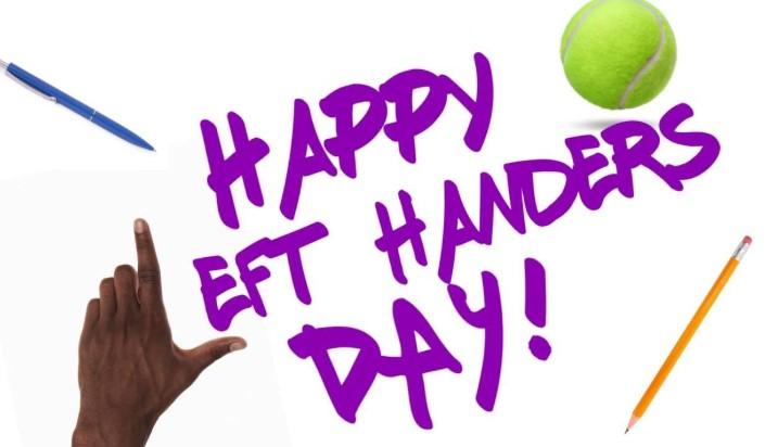 Left handers Day 2019