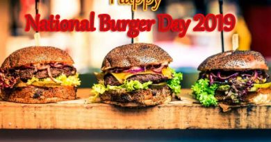 National Burger Day 2019
