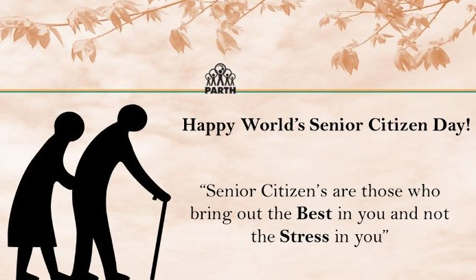 Senior Citizen Day Wishes 2019