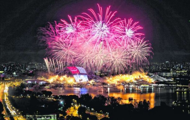 Singapore National Day 2019 Celebration Image, Picture & Wallpaper