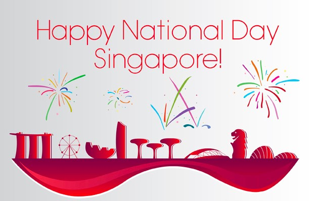 Singapore National Day 2019 Image