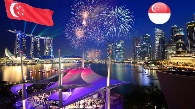 Singapore National Day 2019 Wishes, Messages, Pictures, Images & Photos