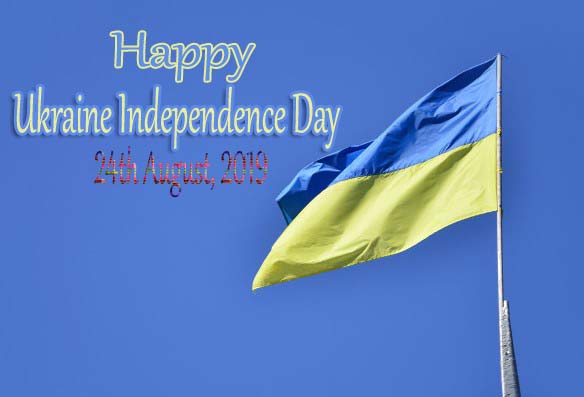 Ukraine Independence Day 2019