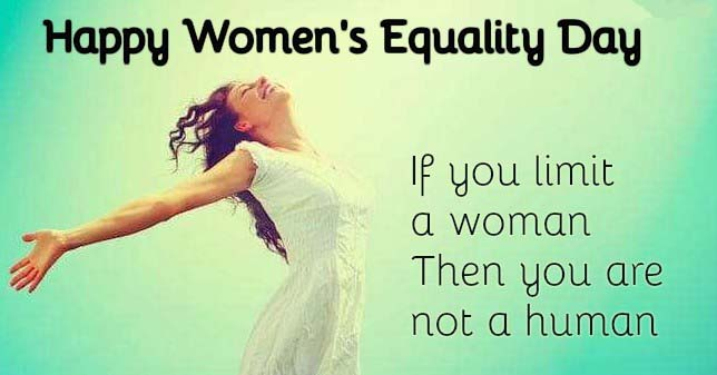 Women's Equality Day 2021 Quotes