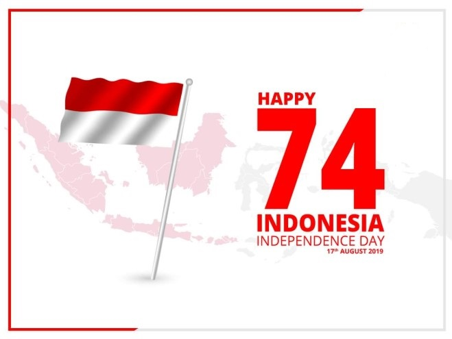 happy indonesia independence day 2019