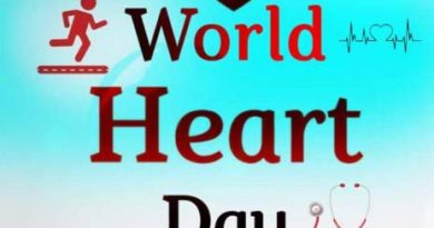 29th September World Heart Day 2019 - Happy World Heart Day 2019 - Best Inspirational World Heart Day Quotes 2019