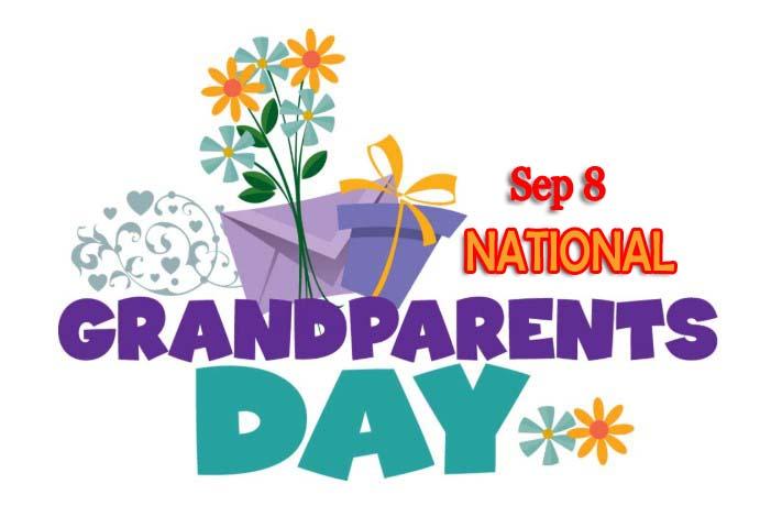 8th September - Grandparents Day 2019