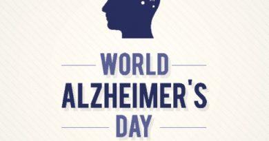 Alzheimer's Day 2019