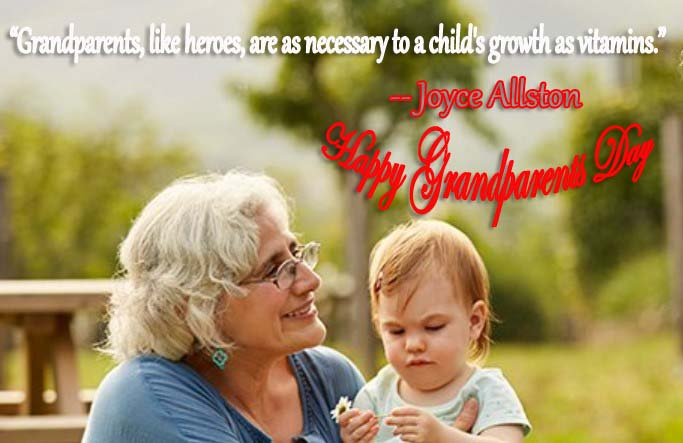 Best Grandparents Day Quotes 2019