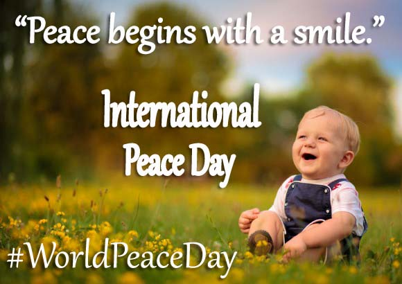 Best World Peace Day Quotes - Best Inspirational International Peace Day Quotes 2019