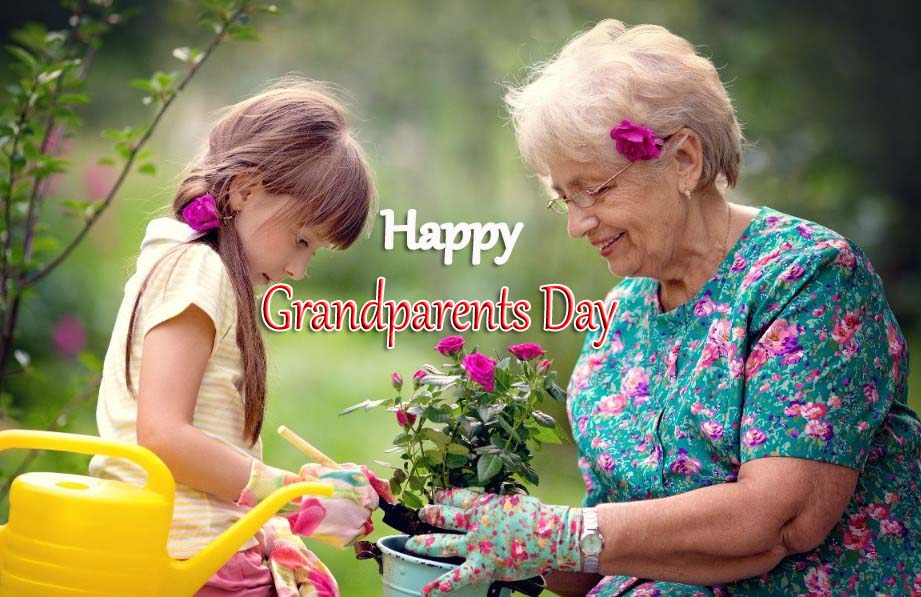 Grandparents Day 2019 Wishes, Images, Messages