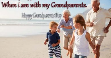 Grandparents Day Wishes, Messages, Greetings, SMS, Text & Quotes