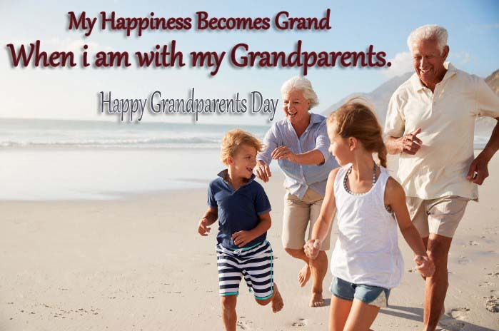 Grandparents Day Wishes, Messages, Greetings, Text SMS, Saying, Status & Quotes 2019