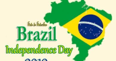 Happy Brazil Independence Day