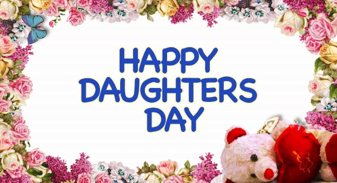 Happy Daughter's Day 2019