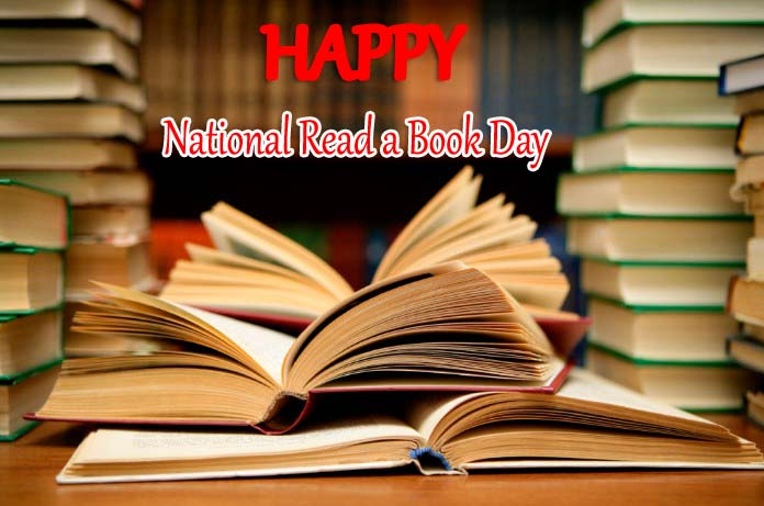Happy National Read A Book Day