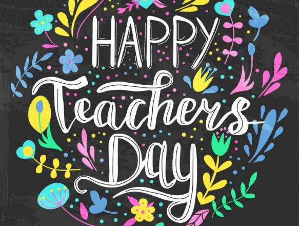 Teachers Day – 5th September Happy Teacher's Day 2019