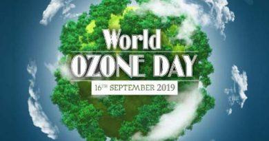 Happy World Ozone Day 2019 Profile Picture