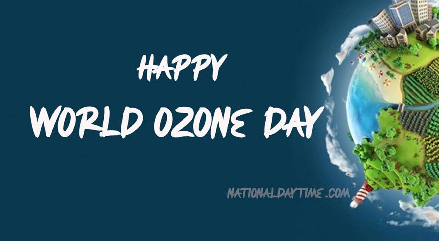Happy World Ozone Day