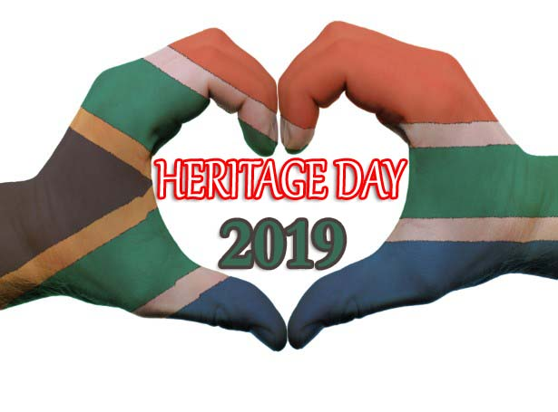 Heritage Day – 24th September - Happy Heritage Day 2019