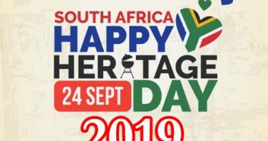 Heritage Day 2019