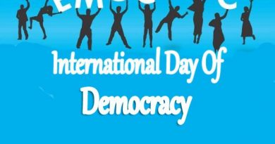 International Democracy Day 2019 - Happy International Day of Democracy 2019