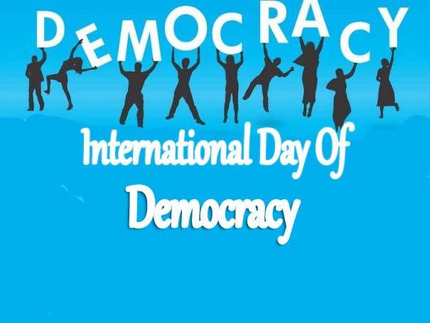 International Democracy Day 2019 - Happy International Day of Democracy 2019