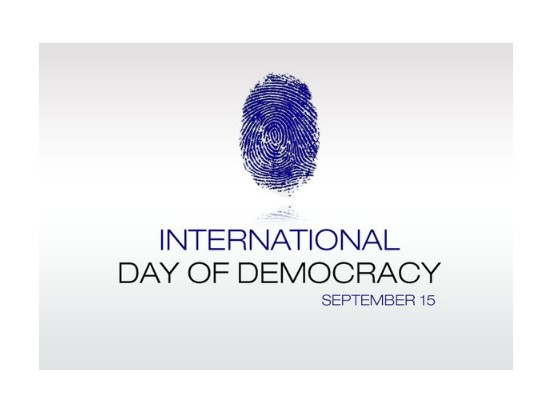 International Democracy Day 2019