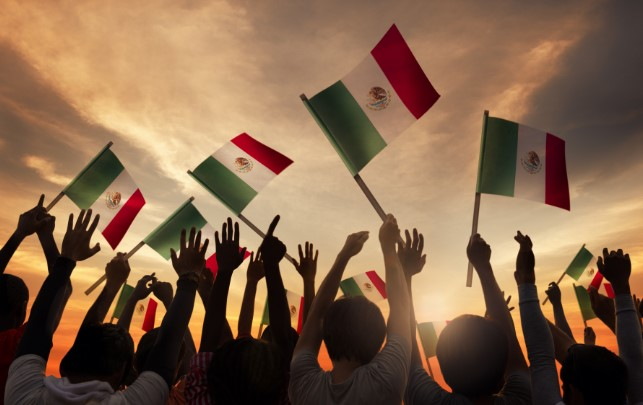 Mexican Independence Day 2019 Profile & Cover Picture for Facebook, Twitter & WhatsApp