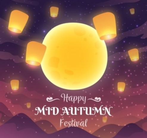 Mid Autumn Festival Wishes, Quotes, Messages, Saying, Greetings, Poems, Text SMS & Status 2019