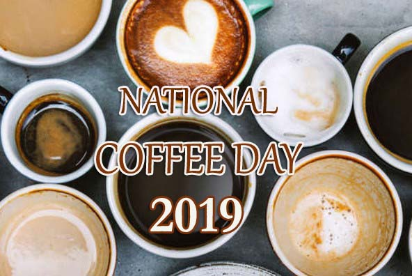 National Coffee Day 2019