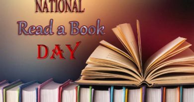 National Read A Book Day - Happy National Read A Book Day 2019