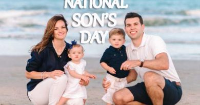 National Sons Day – Happy National Sons Day 2019