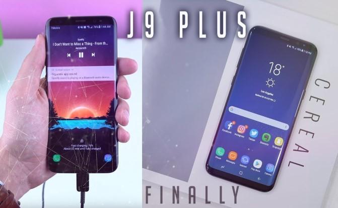 Samsung Galaxy J9 Plus 2019
