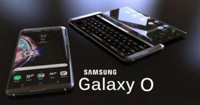 Samsung Galaxy O Oxygen (2019)