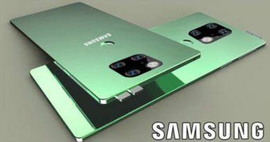 Samsung Galaxy Oxygen Xtreme flagship